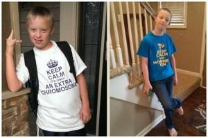Morgan before & after GF