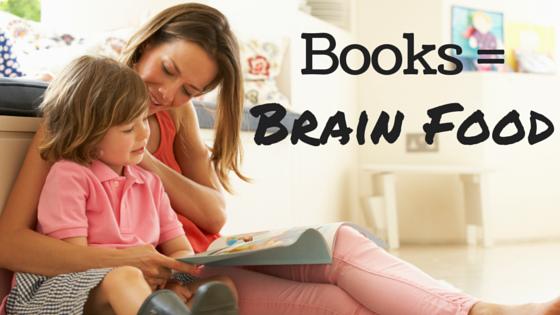 Books = Brain Food