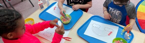 A Classroom for Kids with Therapeutic Needs